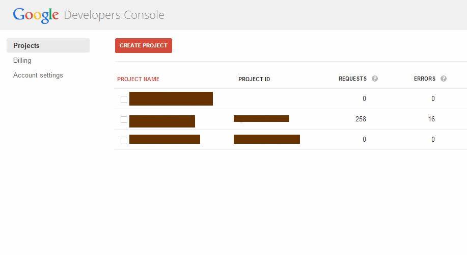 Tips on google cloud developer console z data tech - Google developer console ...