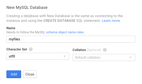 PHP Read AND Write TO MySQL ON Google Cloud From App Engine | Z Data
